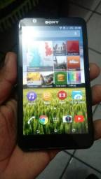 Xperia sony m4 e2124 8gb dual chip tv digital comprar usado  Teresina