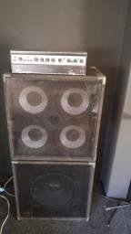 Cabeçote MB 800 com caixas