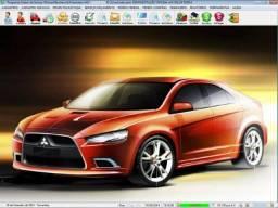 Programa OS Oficina Mecânica, Vendas, Controle de Estoque e Financeiro v4.0