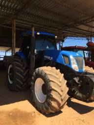 Trator New Holland T7.245