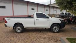 Hilux cabine simples 4x4 17/17 - 2017