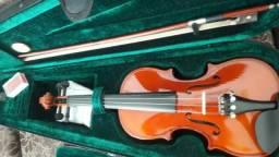 Violino Michale 1/4 com espaleira