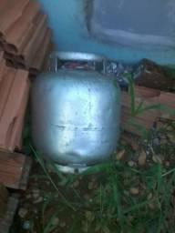 Casco de gaz de cozinha. .