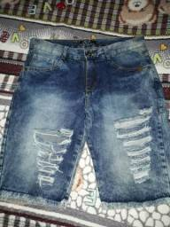 Bermuda jeans OAKLEY NOVINHA