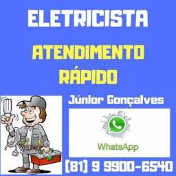 Eletricista SLM - Atendimento 24 horas