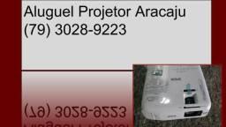 Aluguel Projetor DataShow Aracaju