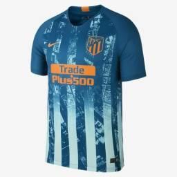 Camisa Nike Atletico Madrid vrd tam  p-m-g e7d7a5f0db0e3