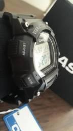 Relógio cassio - novo original nf