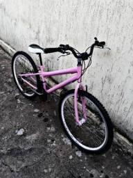 Bicicleta aro 26 com marcha feminina (Anapolis)