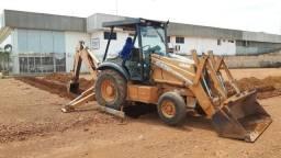 Vendo Retro-Escavadeira Case 580M