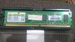 Memória 2GB DDR 2 800 mhz
