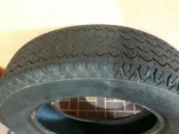 2 rodas e 1 pneu original fusca aro 15 4 furos
