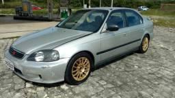 Honda Civic Turbo 220cv - 1999