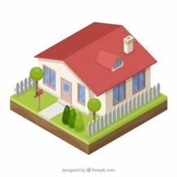 Compro casa (Leia a descrição)