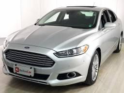 Ford Fusion Titanium HYBRID 2.0 145cv Aut. - Prata - 2016 - 2016