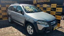FIAT PALIO 1.8 MPI ADVENTURE LOCKER WEEKEND 16V FLEX 4P AUTOMATIZADO - 2011