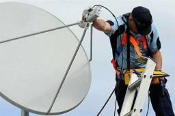 Técnico instalador de antena em geral