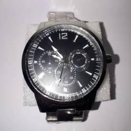 Relógio de luxo + BRINDE