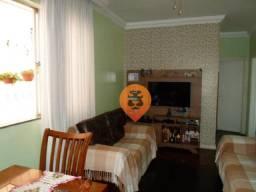 Apartamento com 3 dormitórios à venda, 70 m² por r$ 365.000 - sagrada família - belo horiz