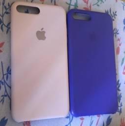 Vendo 2 cases do iPhone 7 Plus