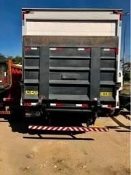 Plataforma Rampa Para Baú De Caminhão Toco Ou Truck