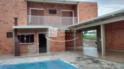 Ótimo sobrado casa para venda em Bonfim Paulista no Jardim Santa Cecilia, 2 dormitorios, 1