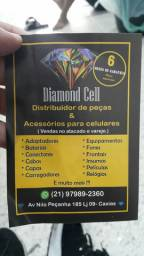 Distribuição de Peças e acessórios CELL