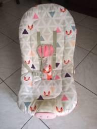 Cadeira de bebê Descanso Musical Vibratória