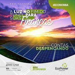 Ecopower energia solar fotovoltaica