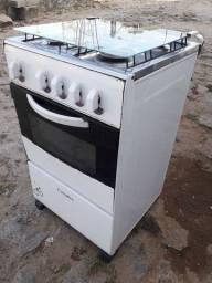 Fogão esmaltec 4 bocas funciona, o forno não!!!