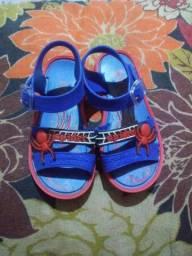 Sandália de criança