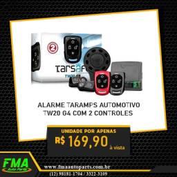Alarme Taramps TW20 G4 - 2 Controles comprar usado  São José Dos Campos