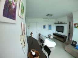 Apartamento com 1 Dormitório Mobiliado na Praia de Palmas
