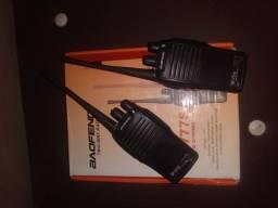 Rádio comunicador BF - 777S