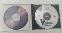 CD Vinícius de Moraes - Tributo. Original. Bem conservado