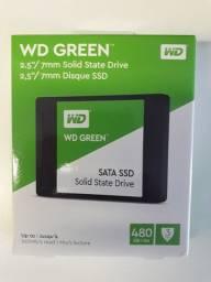 SSD 480Gb WD Green - Ultima Unidade em Promoção