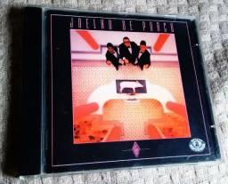 CD raro Joelho de Porco Punk Rock Anos 80 impecável