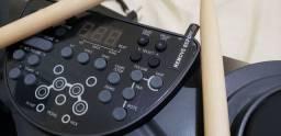 Bateria eletrônica Revas pb 350 (rolland) praticamente nova