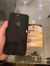 IPhone 8 Plus 64gb preto