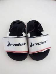 Sandália infantil masculina