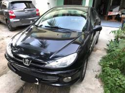 Peugeot 206 moonlight completo 1.4 gnv