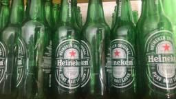 Garrafas de Heineken 600ml-cx c/12