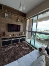 Apartamento 3/4 Torres do Atlântico - semi mobiliado