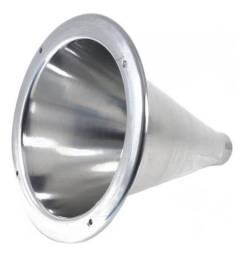 Quatro Corneta novas de alumínio R$170,00