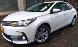 Corolla XEI 2.0 2019 *Black Friday* Branco Perolizado - Sem Detalhes