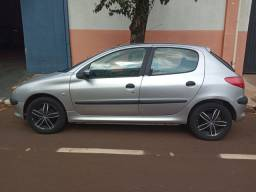 Peugeot 206 Soleil 1.0 ano 2001