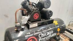 Compressor Chicago Pneumatic Cpv 20 200 Litros