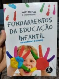 Fundamentos da educação infantil, de Janet Moyles