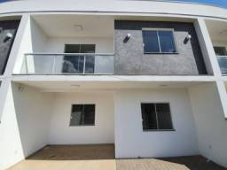 Casa nova com 02 dormitórios, Lago Azul em Estância Velha