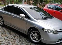 Civic EXS sedan 1.8 automático 2008